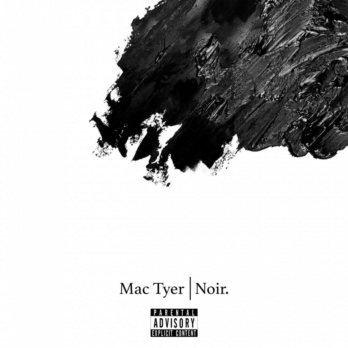 Mac Tyer - Noir (Cover)