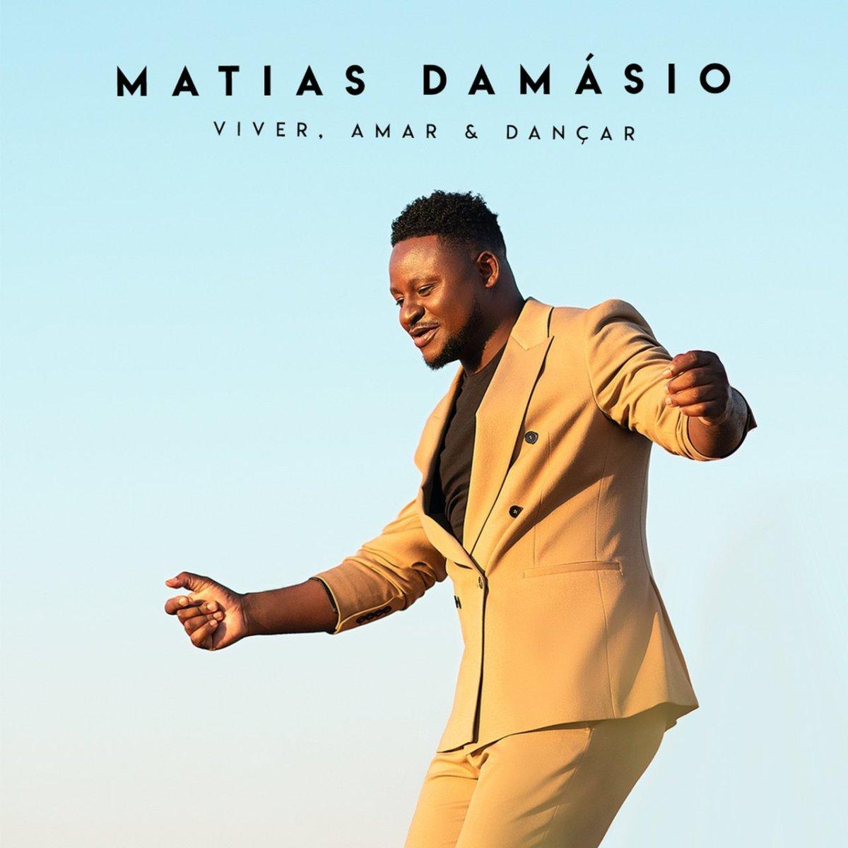 Matias Damásio - Viver Amar E Dançar (Cover)