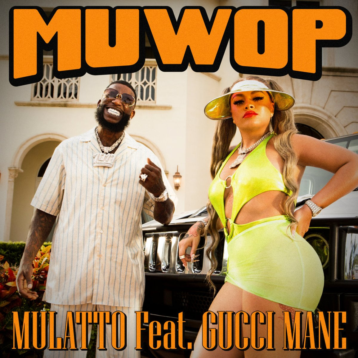 Mulatto - Muwop (ft. Gucci Mane) (Cover)