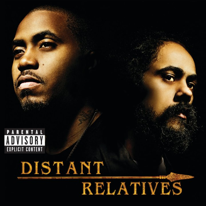 Nas and Damian Marley - Distant Relatives (Cover)