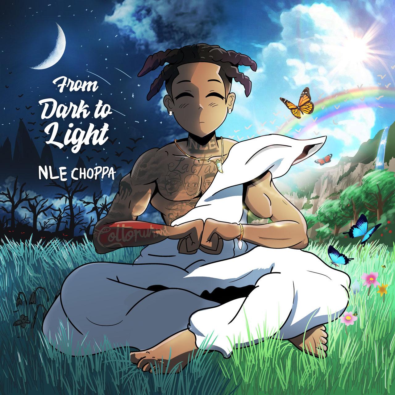 NLE Choppa - From Dark To Light (Cover)