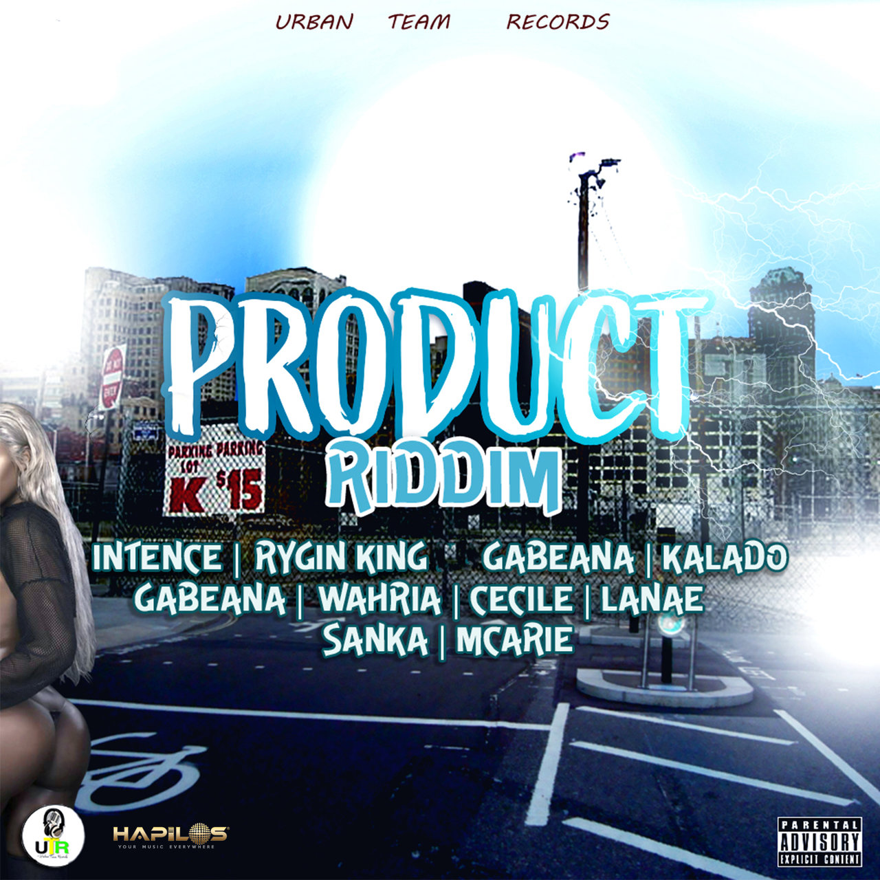 Product Riddim (Cover)