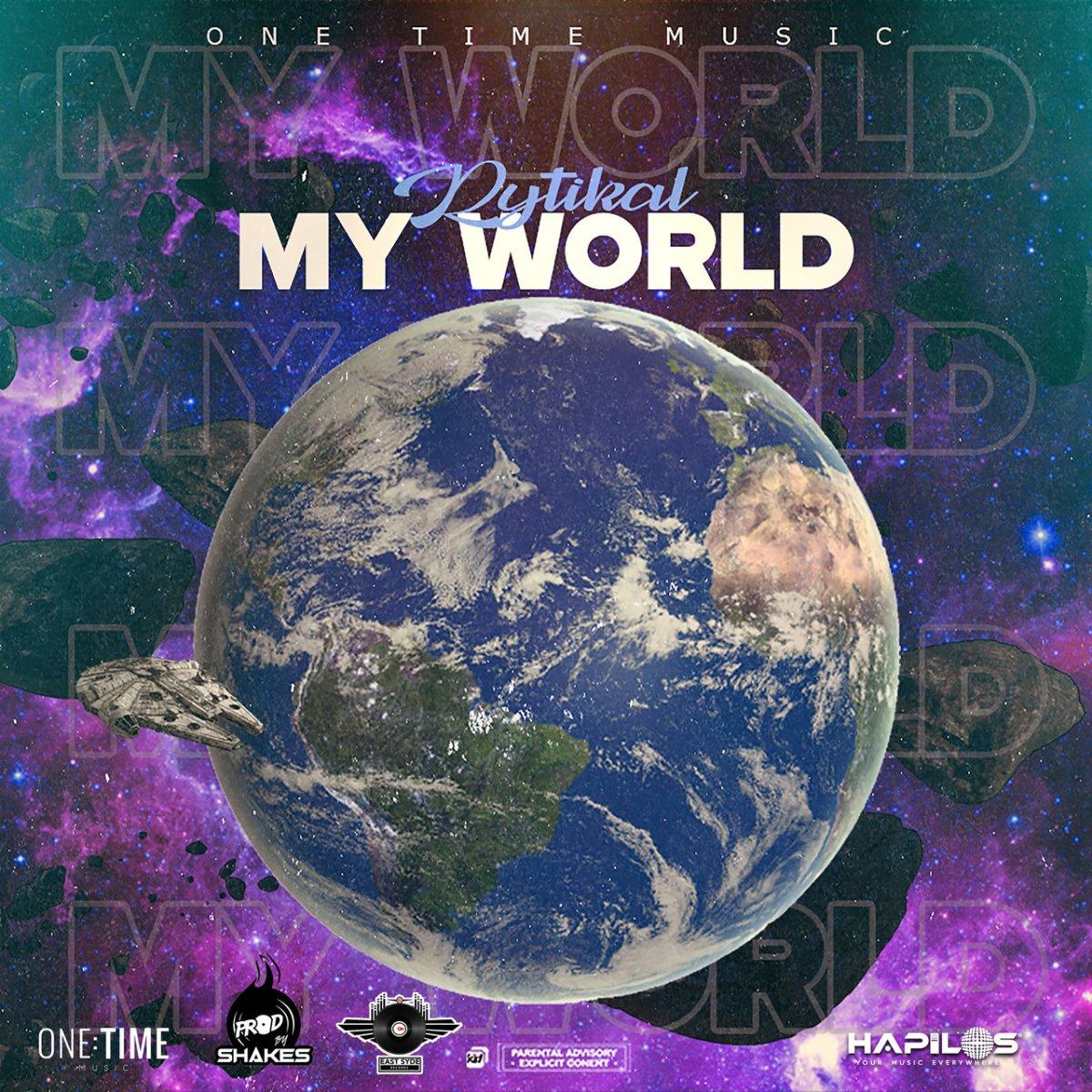 Rytikal - My World (Cover)