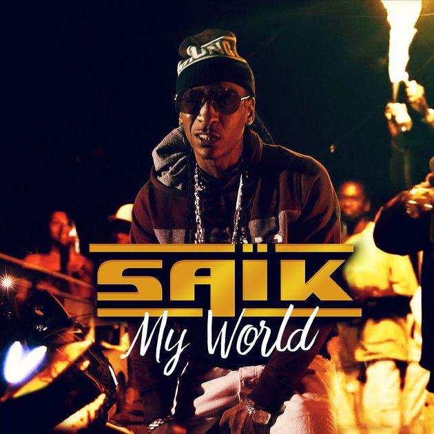 Saïk - My World (Cover)