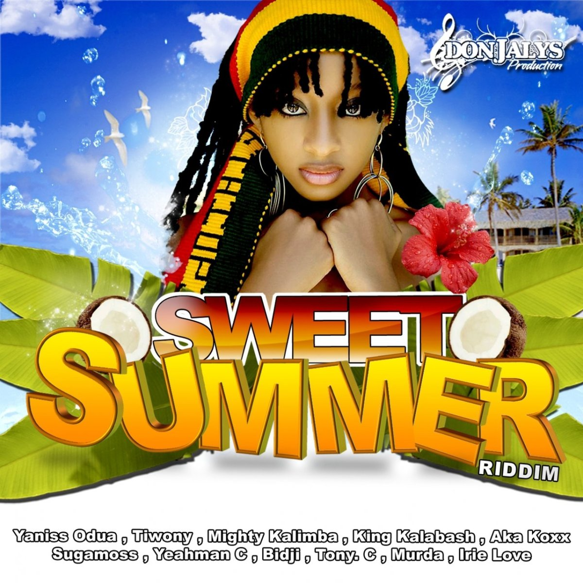 Sweet Summer Riddim (Cover)