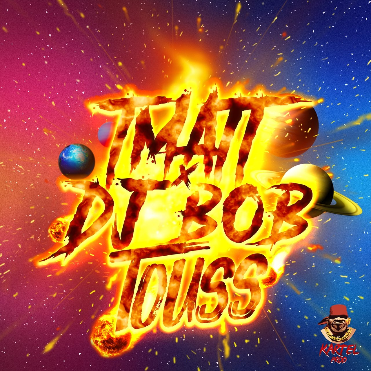T-Matt and DJ Bob - Touss (Cover)