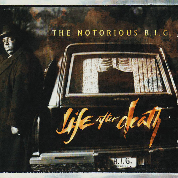 The Notorious B.I.G. - Life After Death (Cover)