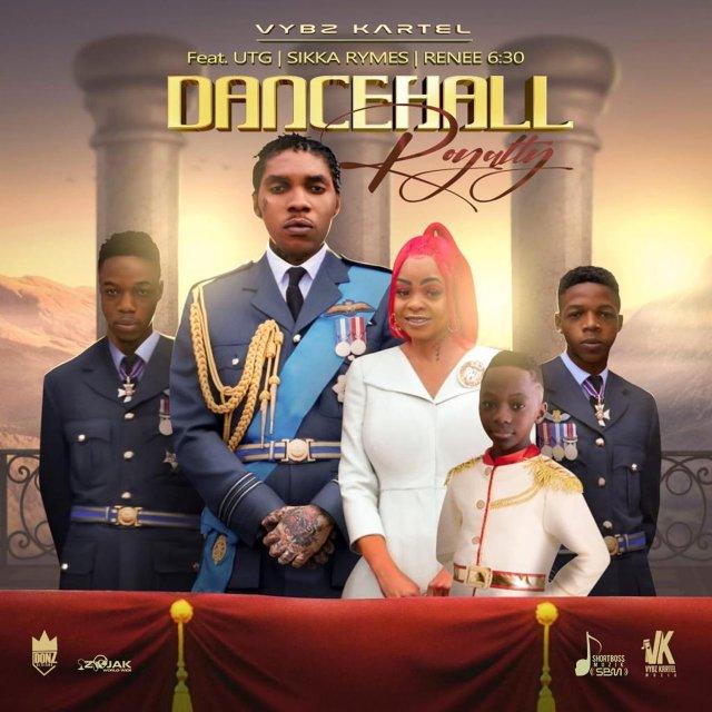 Vybz Kartel - Dancehall Royalty (Cover)