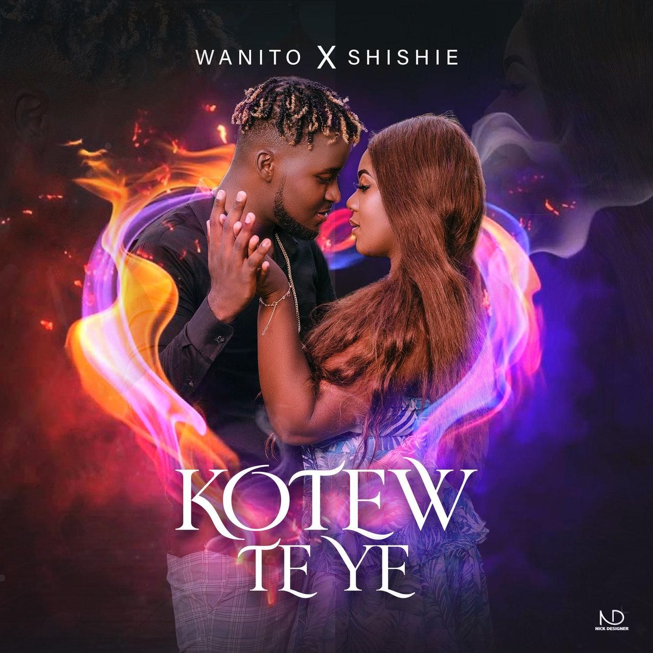 Wanito - Kotew Té Yé (ft. Shishie) (Cover)