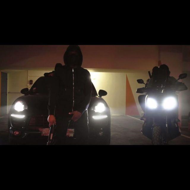 Brulux - Ben Ali (ft. Mister You) (Thumbnail)