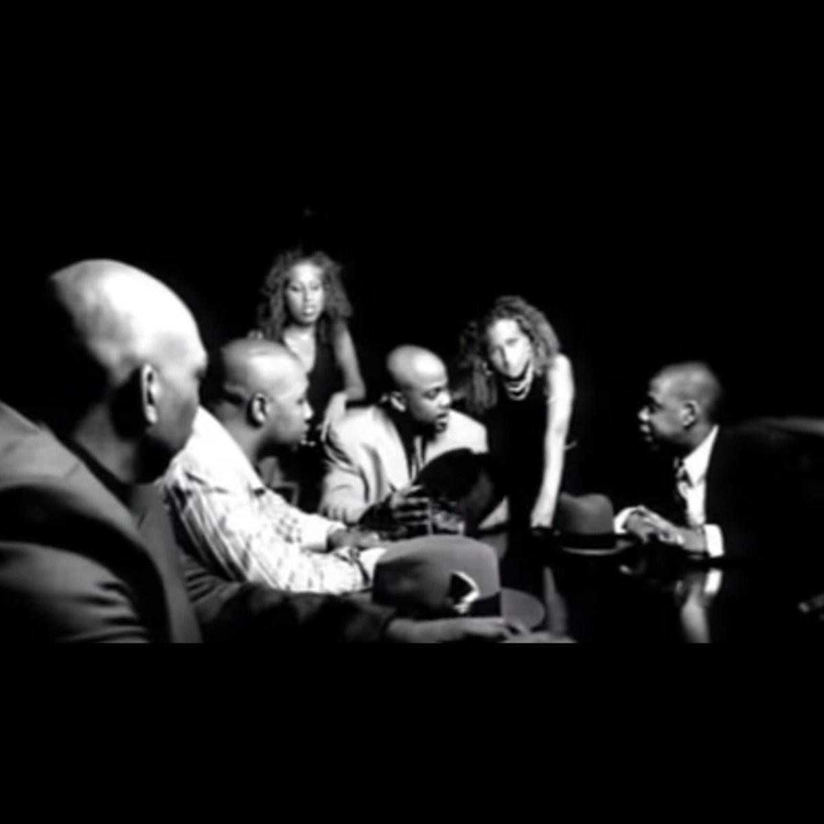 Jay-Z - Can't Knock The Hustle (ft. Mary J. Blige) (Thumbnail)