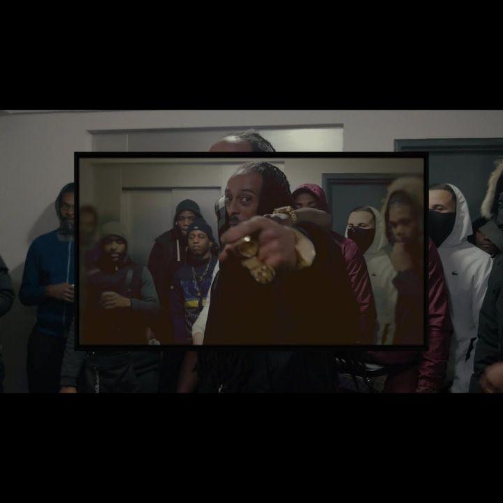 Keros-N - Bad bay (ft. Lion P) (Thumbnail)