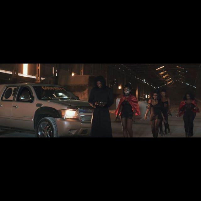 Vybz Kartel - Dirty John Crow (ft. Sikka Rymes) (Thumbnail)