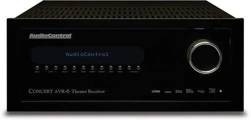 Audiocontrol Concert AVR-6