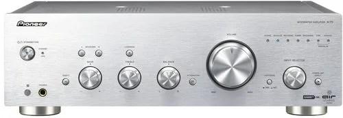 L'amplificateur Pioneer A-70 équipé d'un DAC SABRE compatible 32 bits et 192 kHz via son port USB