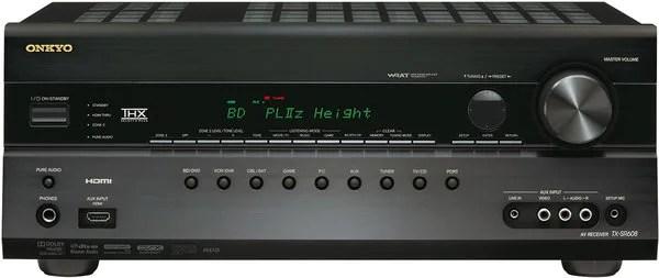 Ampli AV Onkyo TX-SR608