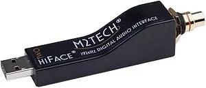 Le transport numérique USB-RCA M2TECH HiFace 2 RCA