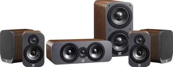 Q Acoustic 3010 HC 5.1