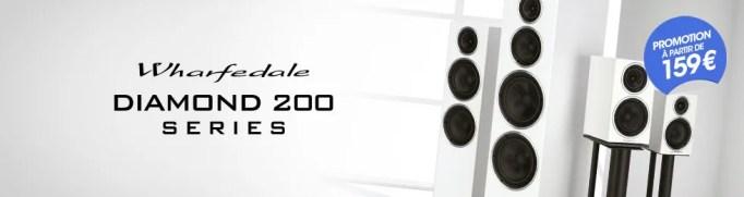 Wharfedale Diamond 200 Series