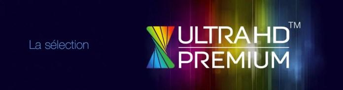Ultra HD Premium: tous les produits compatibles