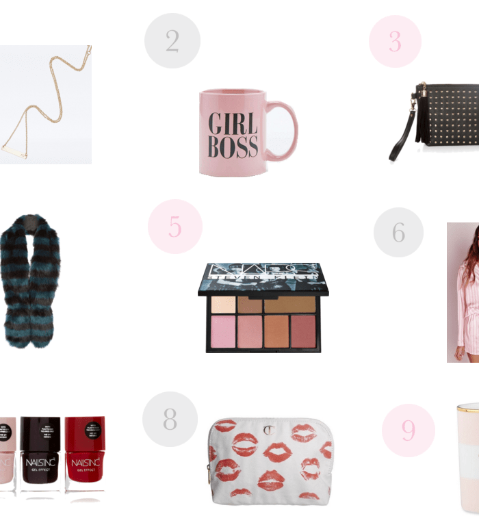 Christmas Gift Guide | For her