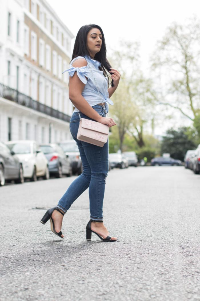 Stepping into Spring | Misspap, Topshop, New Look