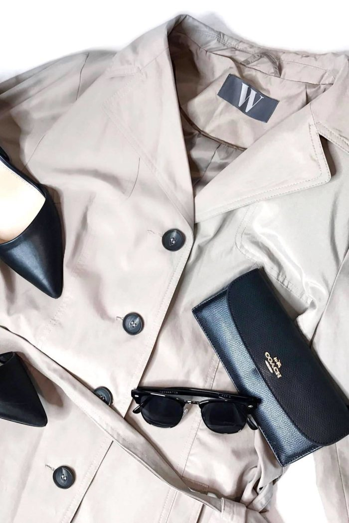 Styling a Classic Trench Coat | Jack Wills