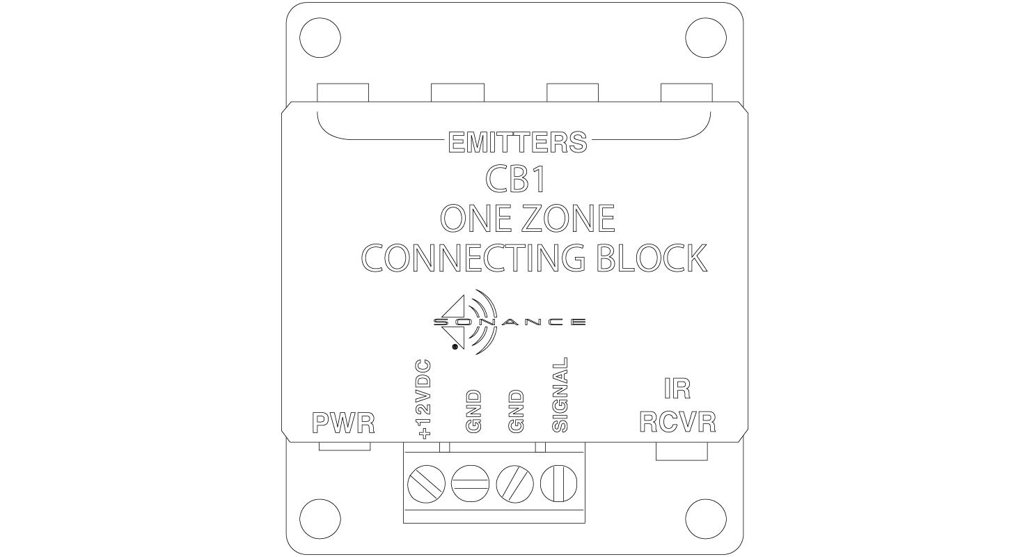 Ir Connecting Blocks
