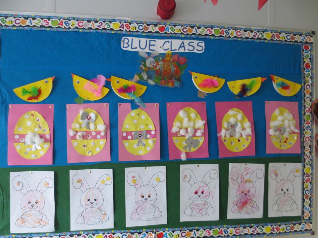 Easter Amp Spring Art Work