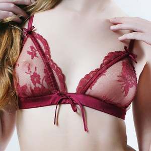 Rosa Soft-Cup Bra by Sonata London