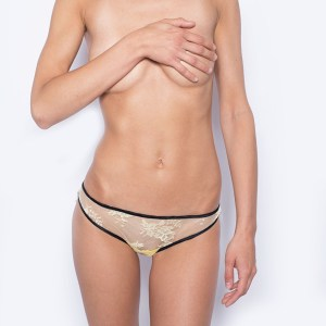 Gisele Ribbon Knicker by Sonata London