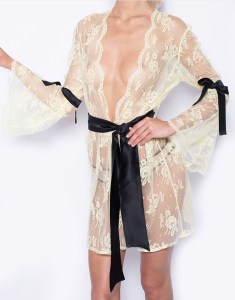 Gisele Short Gown by Sonata London