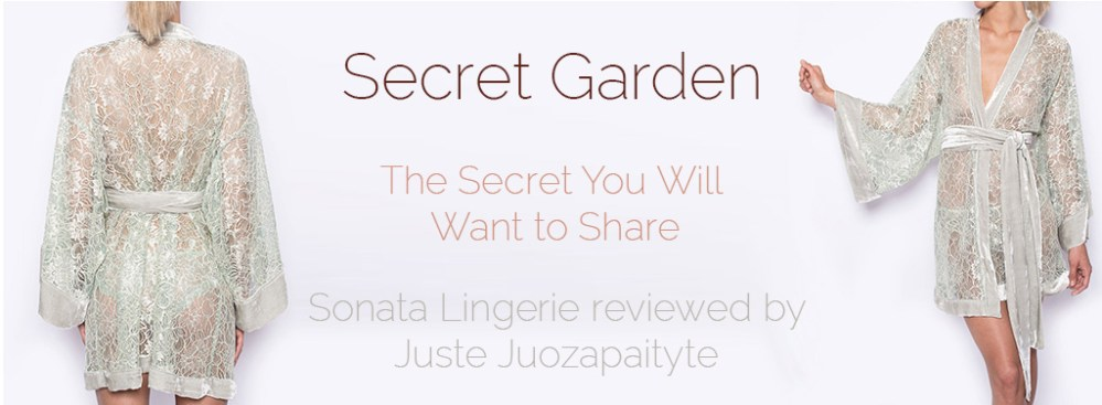 Secret Garden Collection by Sonata London