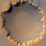 La NASA publica imágenes inéditas de Marte