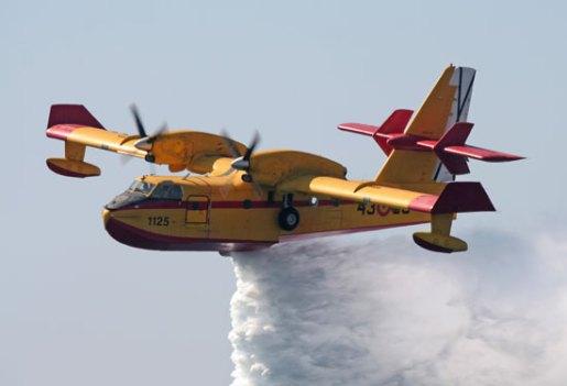 Resultado de imagen de cl 415 españa incendio