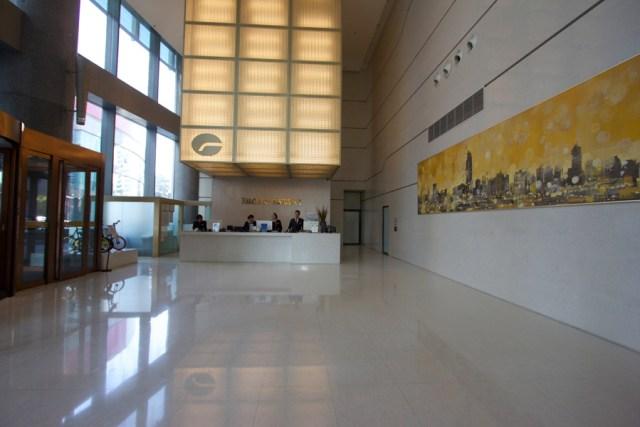 大陸置產「青島遠雄國際廣場」- Lobby