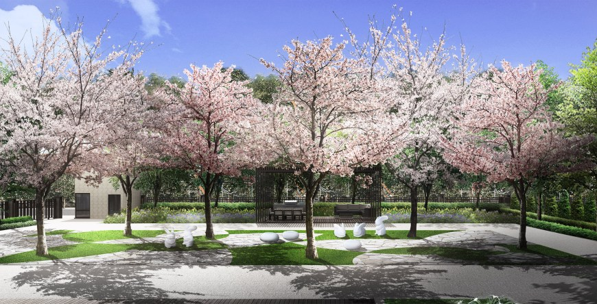 迷迭香草花園 - 中部房屋價格
