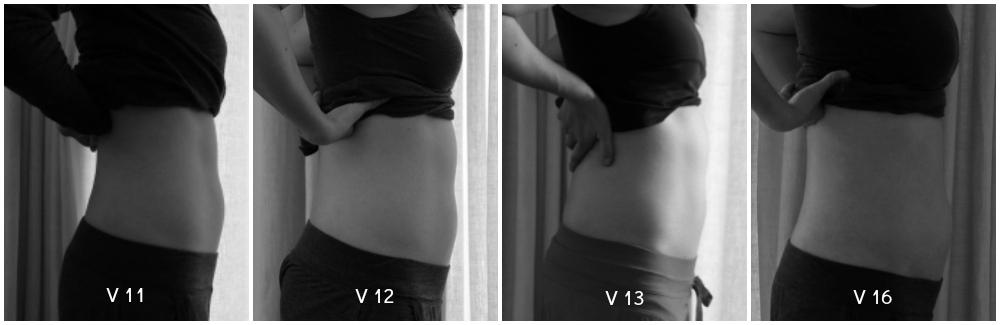 hård i magen gravid tips