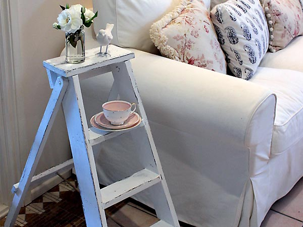 Ladder Side Table