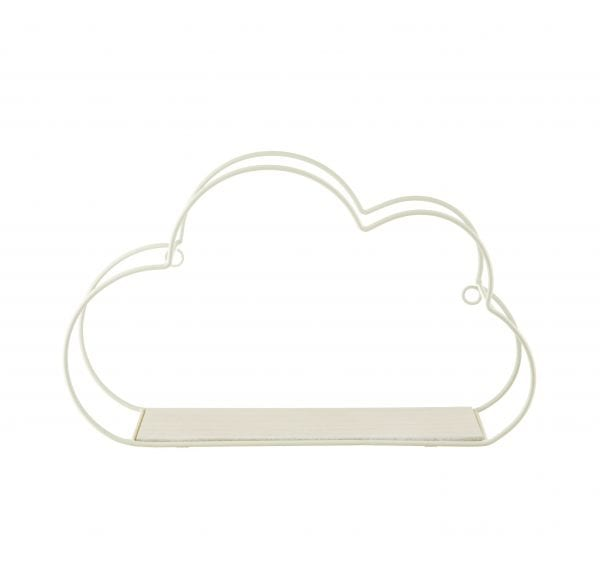 etagere murale nuage