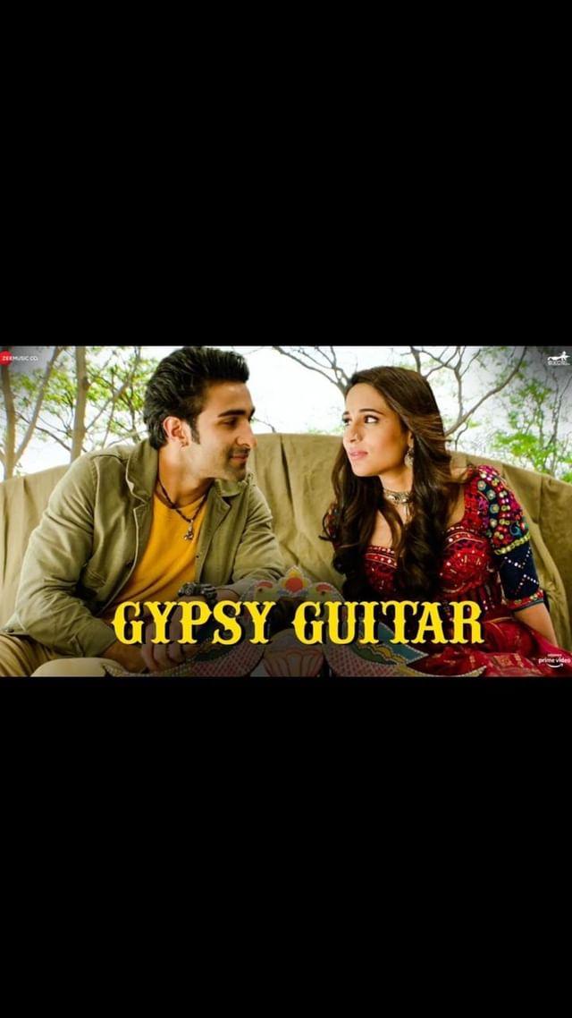 Gypsy Guitar Lyrics