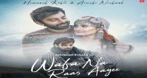 Wafa Na Raas Aayee