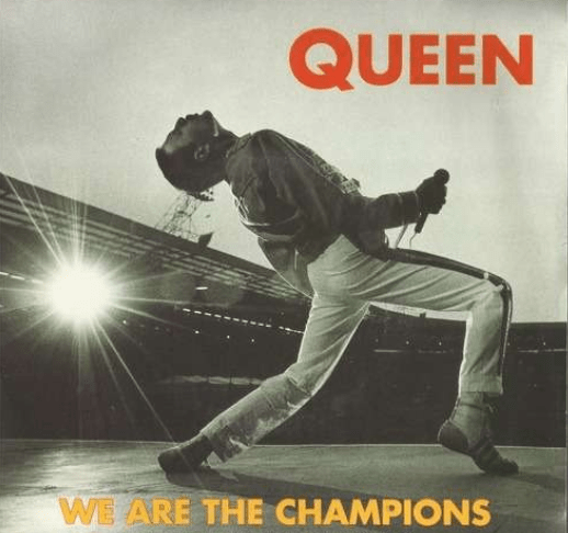 """Meaning of """"We Are the Champions"""" by Queen - Song Meanings and Facts"""