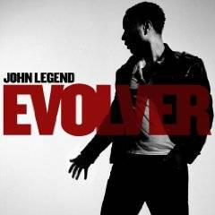 John Legend - Evolver album cover