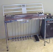 tom bradshaw pedal steel guitar