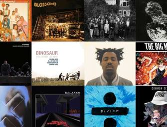 2017 Mercury Prize shortlist revealed