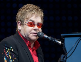 Elton John to give up touring