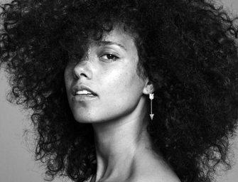 Alicia Keys will soon be HERE