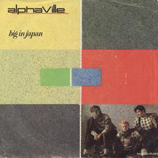 Alphaville 'Big In Japan' cover