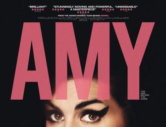 'Amy' to be highest-grossing British documentary ever